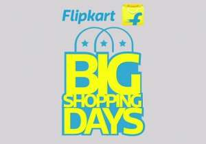 Flipkart Big Shopping Days- India Tv