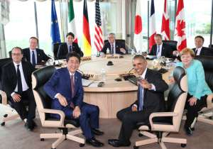 G7 leaders pledge collective action on sagging global growth- India Tv