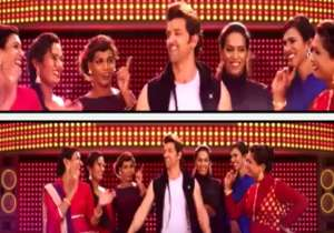 Watch Hrithik joins hands with first transgender band to create epic video- India Tv