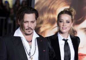 Johnny Depp and Amber Heard- India Tv