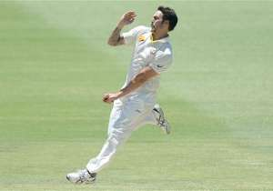 Mitchell Johnson- India Tv