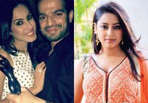 Karan Patel with Kamya Punjabi, Pratyusha Banerjee- India Tv