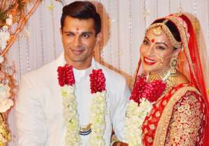 Karan Singh Grover with Bipasha Basu- India Tv