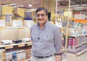 kishore biyani- India Tv