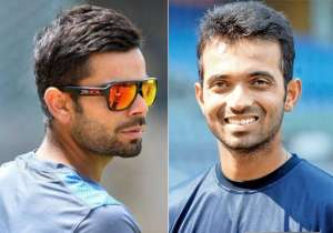 Virat Kohli and Ajinkya Rahane- India Tv