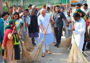 Swacch Bharat- India Tv