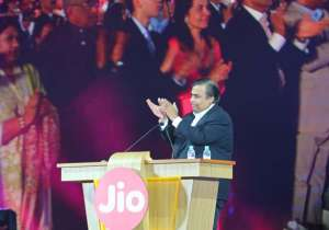 Mukesh Ambani, Chairman Reliance Industries- India Tv