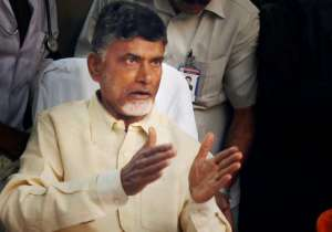 N Chandrababu Naidu- India Tv