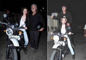 Kalki Koechlin and Naseeruddin Shah- India Tv