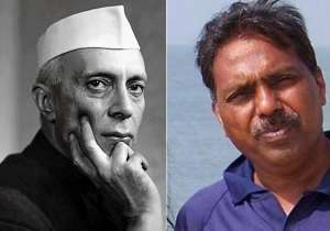 IAS officer who praised Jawaharlal Nehru on social media- India Tv