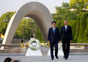Full text of Barack Obama's speech at Hiroshima Peace Memorial Park- India Tv
