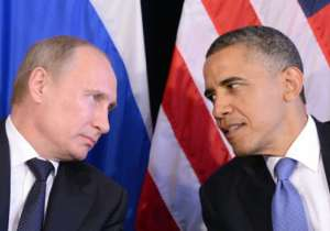 Russian President Vladimir Putin and US President Barack Obama- India Tv