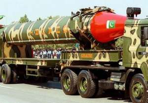 Pak nuclear weapons- India Tv