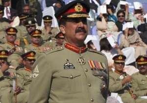 Pakistan army chief General Raheel Sharif - India Tv