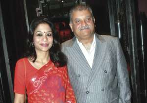 Indrani Mukerjea and Peter Mukerjea- India Tv