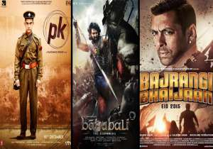 These are the highest grossing Bollywood films till date- India Tv