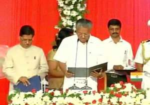Pinarayi Vijayan- India Tv