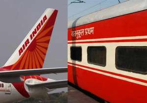 Air-India-Rajdhani- India Tv