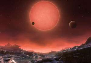 Scientists discover 3 earth-sized planets which could support life- India Tv