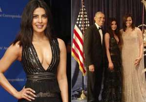 Priyanka Chopra at WHCD- India Tv