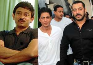 RGV says Salman is a bigger superstar than Shah Rukh- India Tv