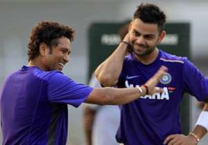 Sachin Tendulkar and Virat Kohli- India Tv
