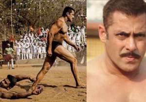 Salman Khan in Sultan- India Tv
