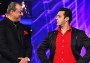 Salman Khan and Sanjay Dutt- India Tv