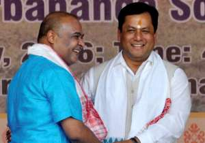 Sarbananda Sonowal distributes portfolios- India Tv