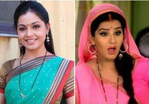 Shubhangi Atre, Shilpa Shinde- India Tv