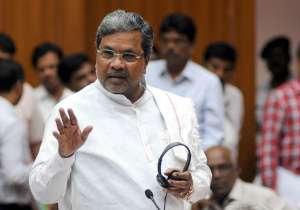 Siddaramaiah- India Tv