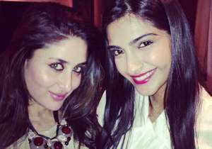 Sonam Kapoor and Kareena Kapoor- India Tv