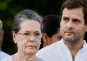 Sonia-Rahul Gandhi- India Tv