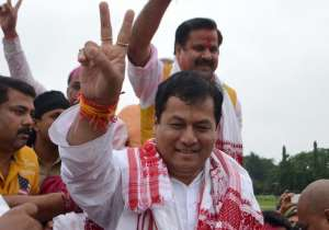 Sarbananda Sonowal- India Tv