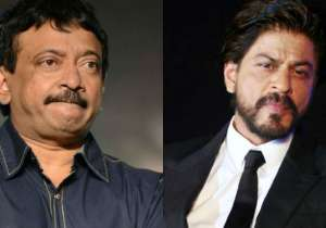Shah Rukh Khan and Ram Gopal Varma- India Tv
