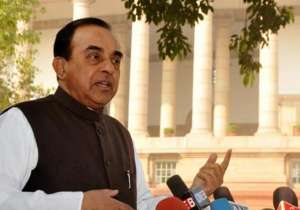 BJP MP Subramanian Swamy- India Tv
