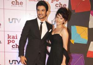 Sushant Singh Rajput and Ankita Lokhande- India Tv