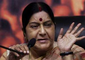 Sushma Swaraj- India Tv