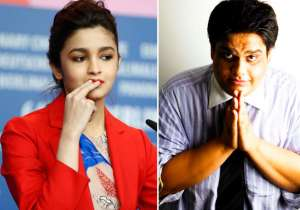 Alia Bhatt and Tanmay Bhat- India Tv
