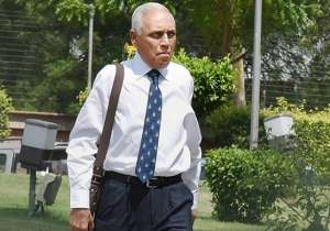 File photo of former IAF chief S P Tyagi- India Tv