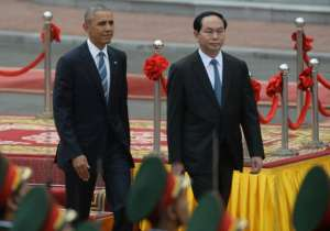 Don't start a fire in Asia, China warns Obama- India Tv