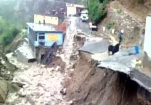 Uttarakhand Cloudbursts- India Tv