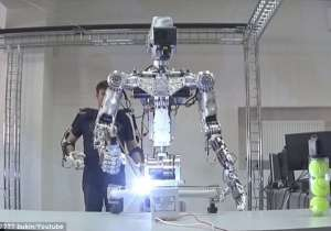 Robots to eventually replace humans on space missions- India Tv