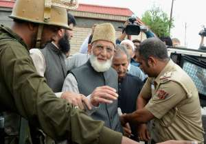 Syed Ali Shah Geelani - India Tv