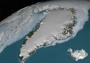 Greenland's ice is melting much faster than expected- India Tv