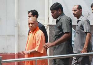 Legal abbattoirs will not be touched, Yogi Adityanath said- India Tv