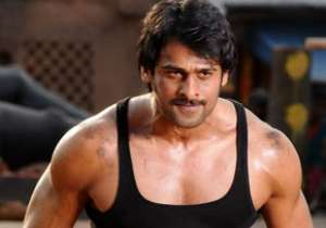 Prabhas's drool-worthy physique catches the eye at once.