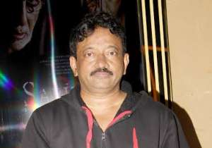 Ram Gopal Varma kept it casual at the premiere