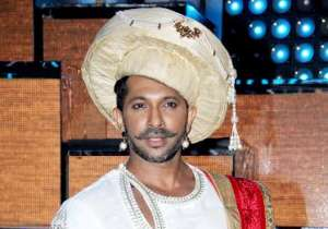 Terence Lewis was seen in the costume of Peshwa Bajirao from Bajirao Mastani.