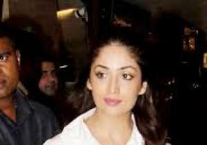 Yami Gautam made a stylish entry